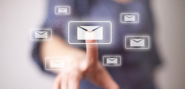 Realizzazione newsletter personalizzata e gestione invio email